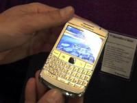 Мини-обзор BlackBerry Bold 9700 White