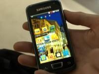 Видео обзор Samsung Beam i8520