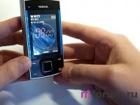 Обзор Nokia X3 - Дисплей