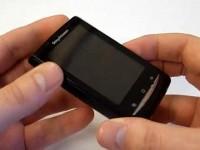 Обзор Sony Ericsson XPERIA X10 mini: внешний вид