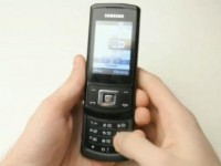 Видео обзор Samsung S3500