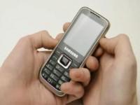 Видео обзор Samsung C3060