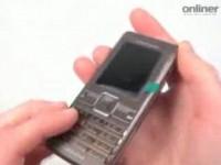 Видео обзор Sony Ericsson K770i от Onliner.by