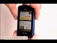 Видео обзор LG GR500