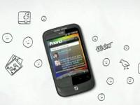 Промо видео HTC Wildfire