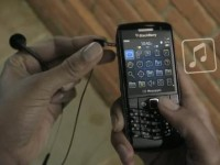 Промо видео BlackBerry Pearl 3G 9105