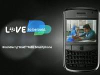 Промо видео BlackBerry Bold 9650