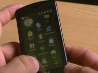 Acer be Touch E101: Переход по меню, скорость ответа кнопок