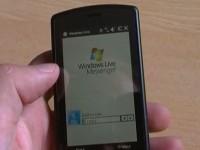 Acer be Touch E101: Коммуникации