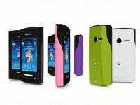 Демо-видео Sony Ericsson Yendo