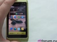 Nokia N8. Фото и видео