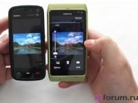 Nokia N8. Дисплей