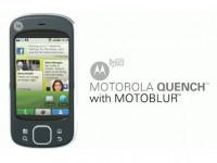 Промо видео Motorola CLIQ XT