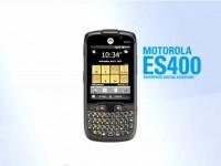 Промо видео Motorola ES400