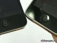 Apple 3GS и Apple 4. Внешний вид