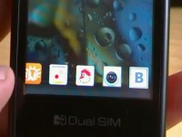 LG P520: Система виджетов