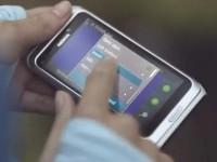 Промо видео Nokia E7
