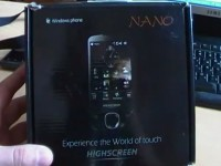 Highscreen NANO: Комплектация