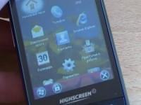 Видео-обзор Highscreen Nano