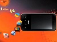 Промо видео Acer beTouch E400