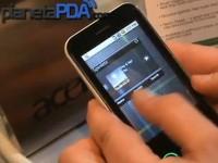 Видео обзор Acer BeTouch E400