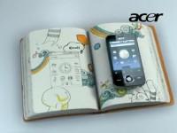 Промо видео Acer beTouch E120