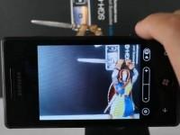 Видео обзор Samsung Omnia 7 16Gb - Камера