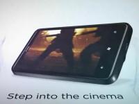 Демо-видео HTC HD7