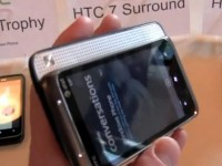 Видео обзор HTC Surround