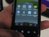 Видео обзор LG Optimus Chic