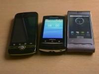 Наш видео-обзор Sony Ericsson XPERIA X10 mini pro
