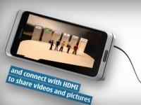 Демо-видео Nokia E7