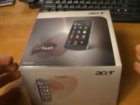 Acer Neo Touch S200: Комплектующие