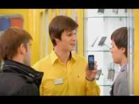 Рекламный ролик Samsung C3530 от Евросети