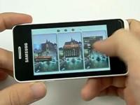 Видео обзор Samsung Wave 723: Bada OS