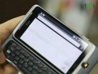 Видео обзор HTC Desire Z