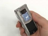 Видео обзор Vertu Constellation Ayxta