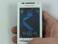 Видео обзор Sony Ericsson Xperia X8: Галерея