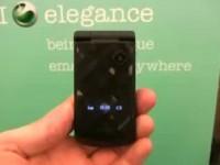 Видео обзор Sony Ericsson Z555i от PhoneScoop.com