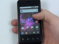 Видео обзор LG Optimus Chic: Android OS