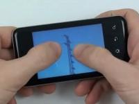 Видео обзор LG Optimus Chic: Галерея
