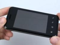 Видео обзор LG Optimus Chic: Внешний вид