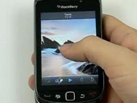 Видео обзор BlackBerry 9800 Torch: Галерея