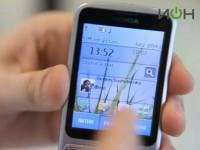 Видео обзор Nokia C3