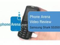Видео обзор Samsung Shark S5350