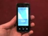 Видео обзор Samsung F490 от PhoneScoop.com
