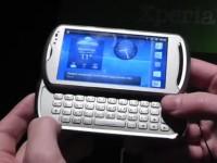 Видео обзор Sony Ericsson Xperia Pro