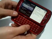 Видео обзор Sony Ericsson Pro