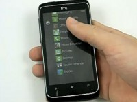 Видео обзор HTC 7 Trophy: Windows Mobile 7