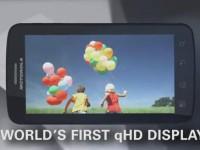 Промо видео Motorola Atrix 4G